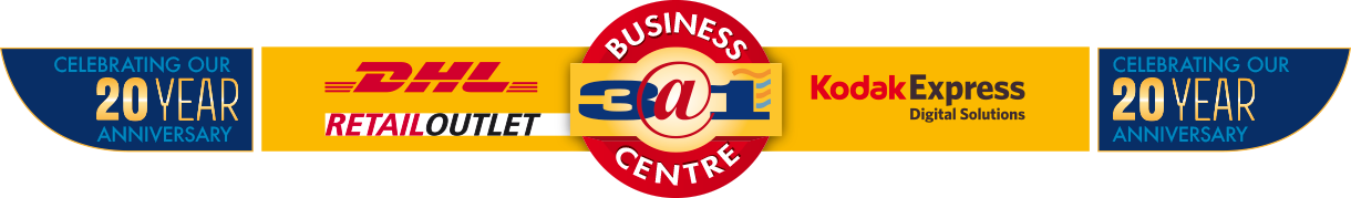 3@1 Business Centre | The Essential Retail Franchise